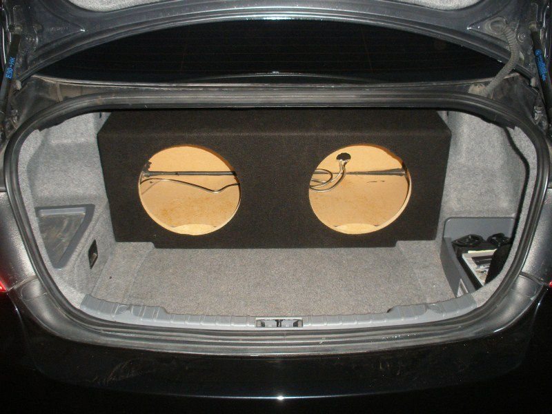 BMW 3 Series Sub Box BMW 3 Series Subwoofer Box E90 Sub