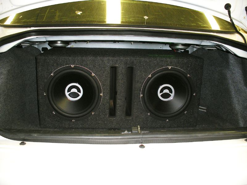 Chevy Impala Sub Box Chevy Impala Subwoofer Box Chevy Impala Sub