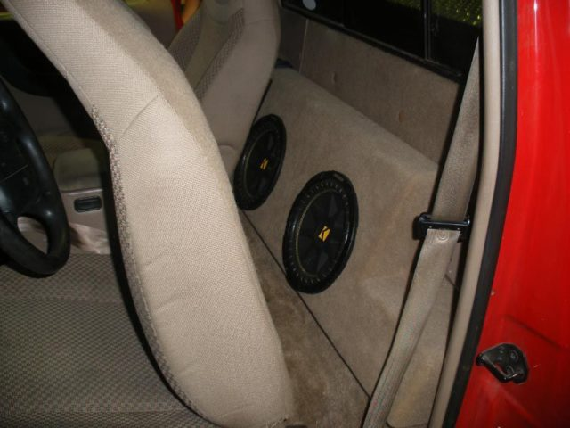 Ford Ranger Standard Cab Sub Box Ford Ranger Standard Cab Subwoofer Box Ford Ranger Standard Cab Sub Box Ford Ranger Standard Cab Subwoofer Box