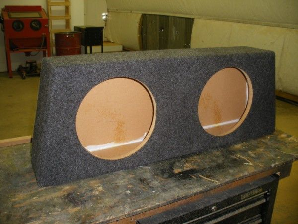 The Ram Tacoma >> NET Audio » 1994-2004 Ford Mustang Convertible Sub Box ...