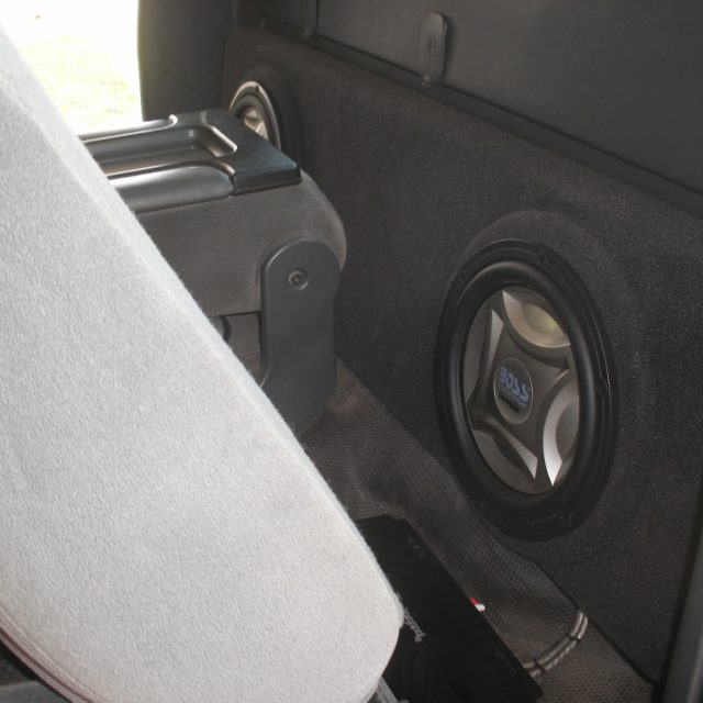 Chevy Silverado Standard Cab Sub Box GMC Sierra Standard Cab Sub Box Chevy Silverado Standard Cab Subwoofer Box GMC Sierra Standard Cab Subwoofer Box