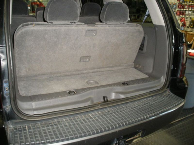 Lincoln Aviator Sub Box Lincoln Aviator Subwoofer Box ...