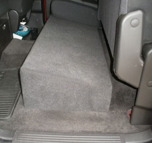 Chevy Silverado Crew Cab Sub Box GMC Sierra Crew Cab Sub Box Chevy Silverado Crew Cab Subwoofer Box GMC Sierra Crew Cab Subwoofer Box Crew Cab Subwoofer Box