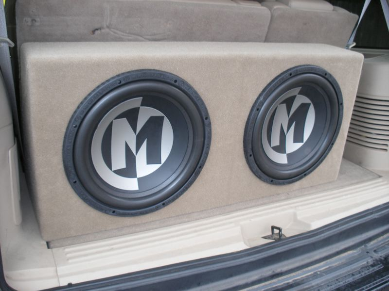 Ford Expedition Sub Box Ford Expedition Subwoofer Box Ford Expedi