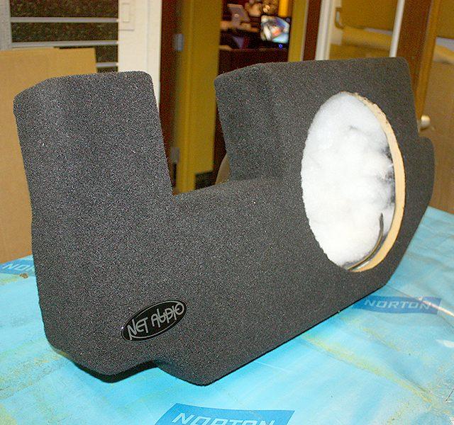 Dodge Ram Sub Box