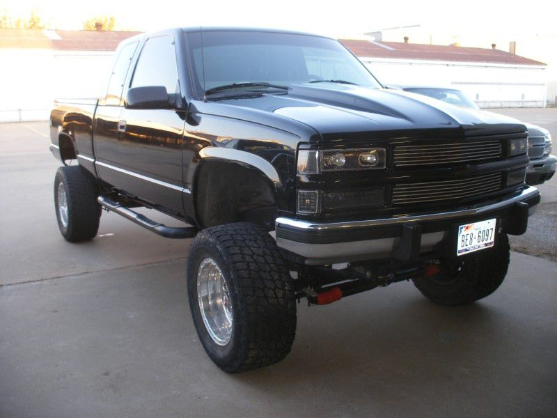 Tylor B on Pictures Of A 1991 Chevy Extended Cab 4x4