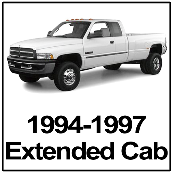 1994-1997 Extended Cab