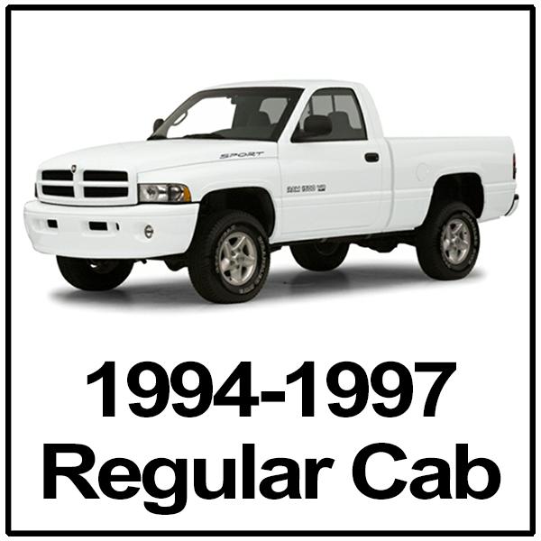 1994-1997 Regular Cab