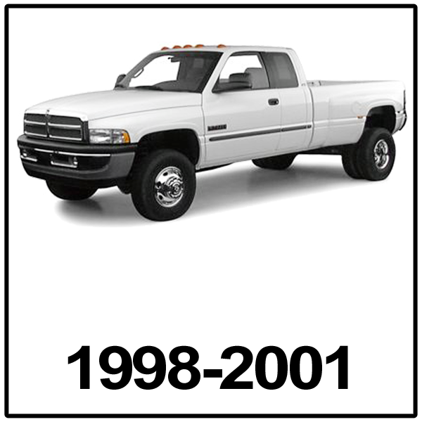 1998-2001 Dodge Ram