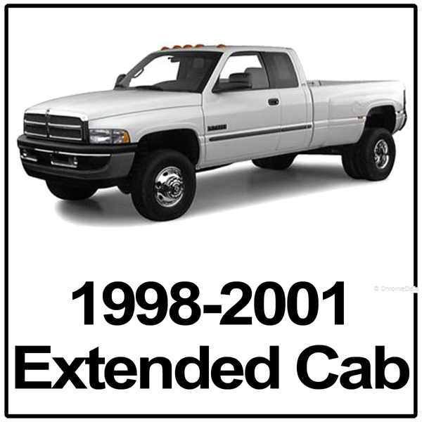 1998-2001 Extended Cab