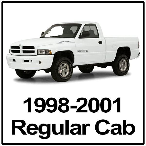 1998-2001 Regular Cab