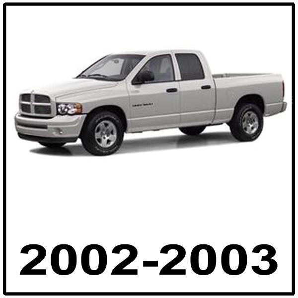 2002-2003 Dodge Ram