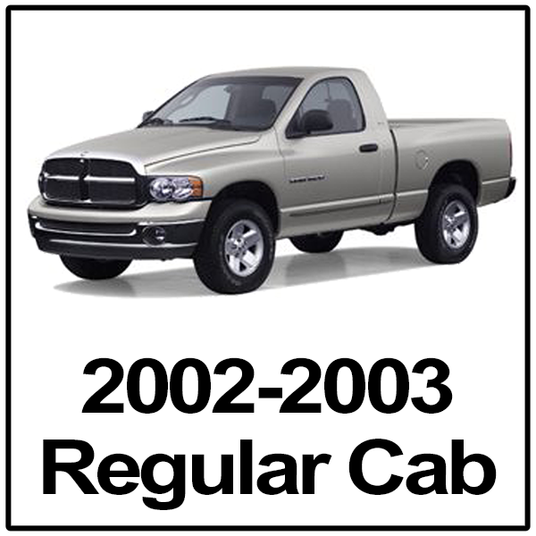 2002-2003 Regular Cab