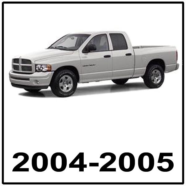 2004-2005 Dodge Ram
