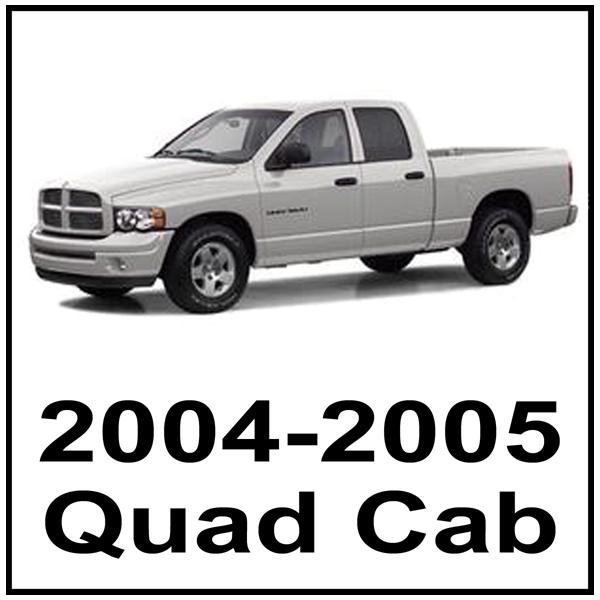 2004-2005 Quad Cab