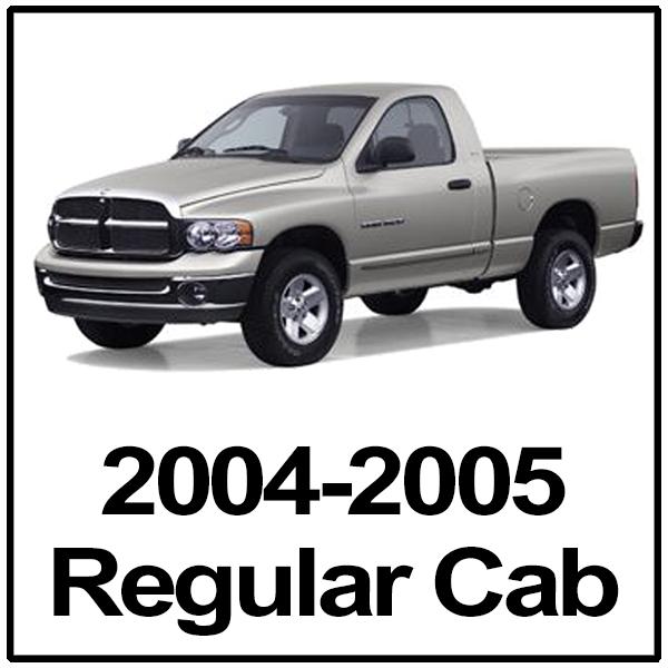 2004-2005 Regular Cab