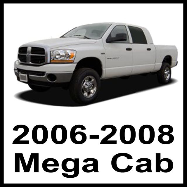 2006-2008 Mega Cab