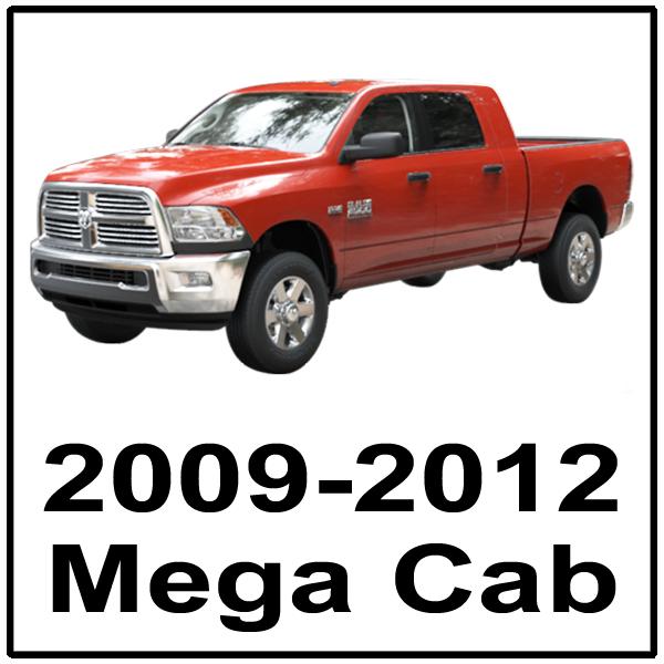 2009-2012 Mega Cab