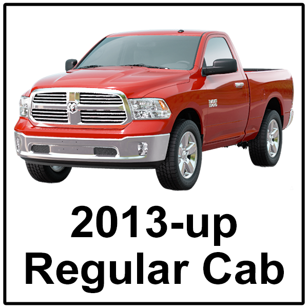 2009-2012 Regular Cab