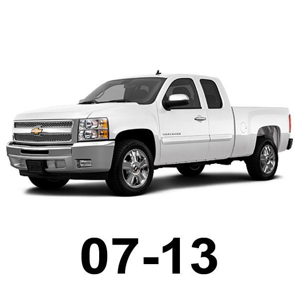 07-13 Chevy Silverado