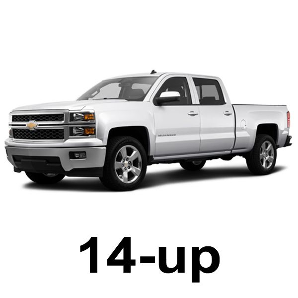 14-up Chevy Silverado