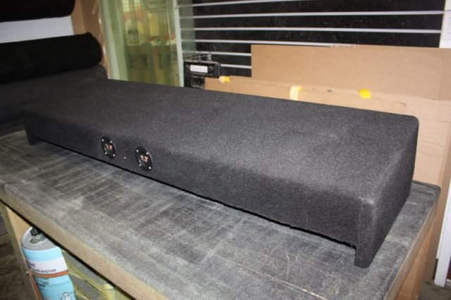 2015-2016 Ford F150 SuperCrew Sub Box 2015 F-150 SuperCrew Sub Box 2015-2016 Ford F150 SuperCrew Subwoofer Box 2015 F-150 SuperCrew Subwoofer Box