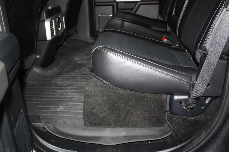 NET Audio » 2015-2016 Ford F150 SuperCrew Sub Box | Wichita Falls, TX | (940) 767-1800