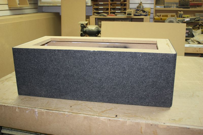 Net Audio 187 2005 2014 Ford Mustang Sub Box Wichita Falls