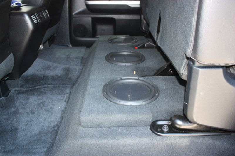 mustang custom sub box  fits 79 93 ford mustang fox body