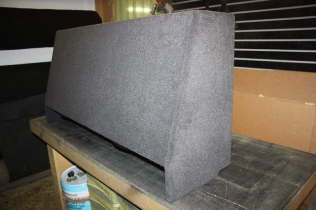 Chevy Tahoe Sub Box Chevy Tahoe Subwoofer Box Third Row Subwoofer