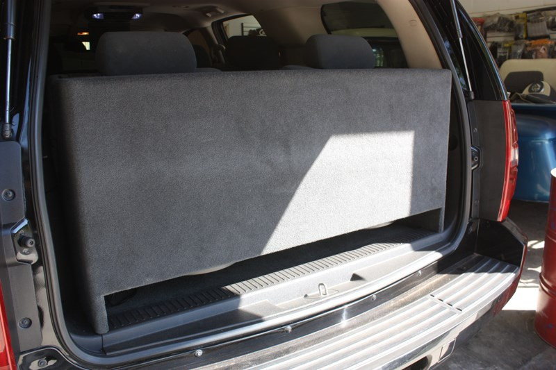 Chevy Tahoe Sub Box Downfire Subwoofer. Chevy Tahoe Sub Box Downfire Subwoofer. Seat. Tahoe Third Row Seat Diagrams At Scoala.co