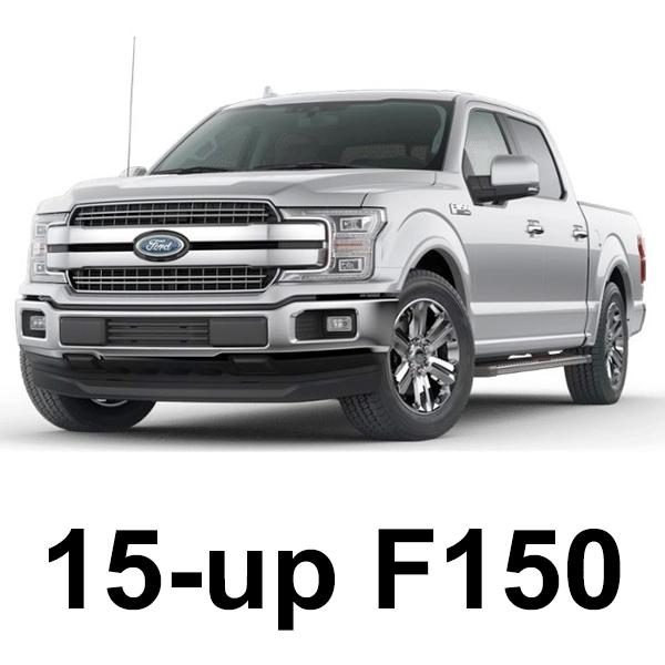2015-up F150