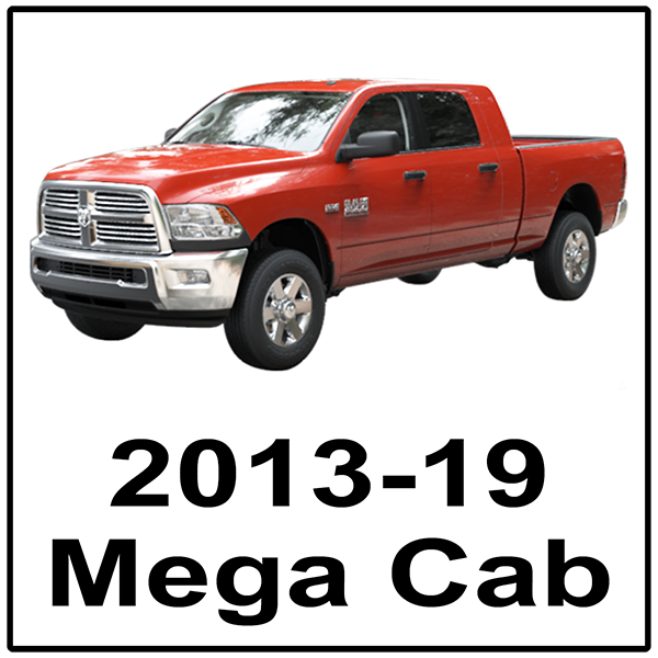 2013-up Mega Cab