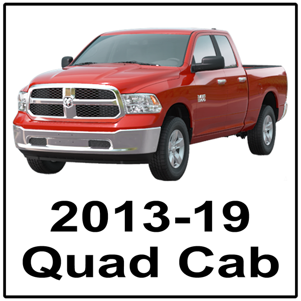 2013-up Quad Cab