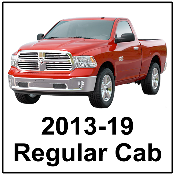 2013-up Regular Cab