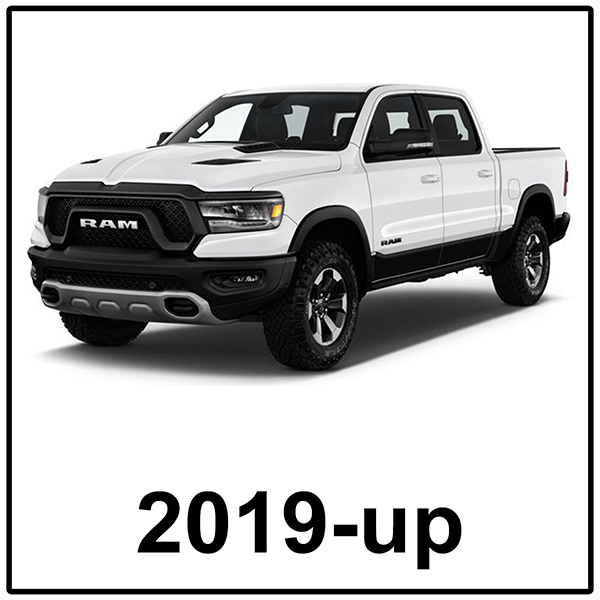 2019-up Ram