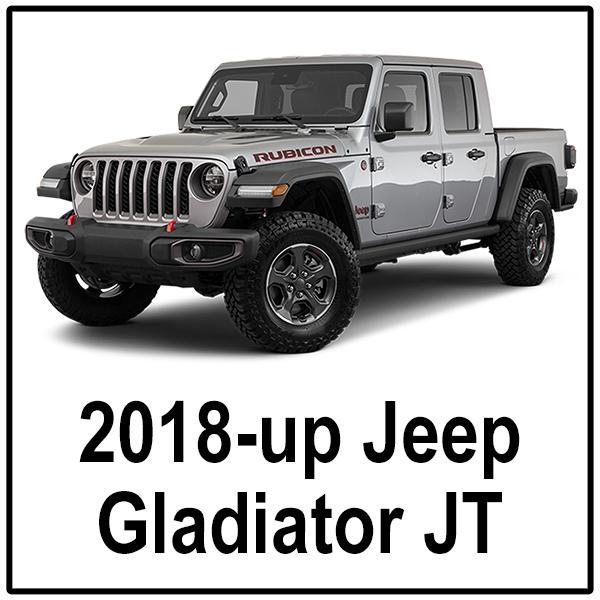 2018-up Jeep Gladiator JT