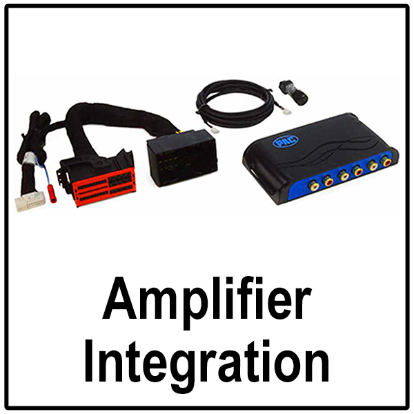 4 - Amplifier Integration