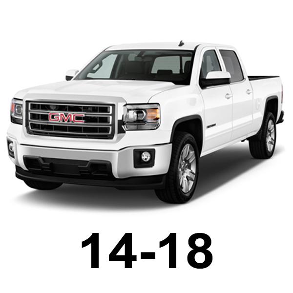 14-18 GMC Sierra