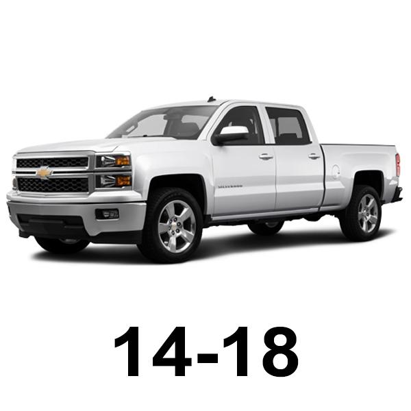 14-18 Chevy Silverado