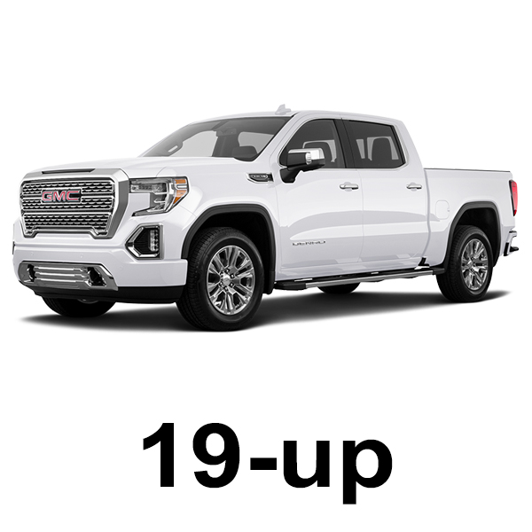 19-up GMC Sierra