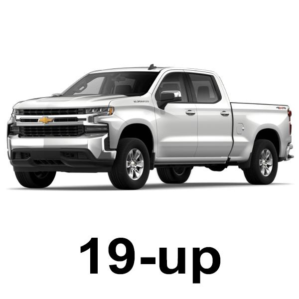 19-up Chevy Silverado